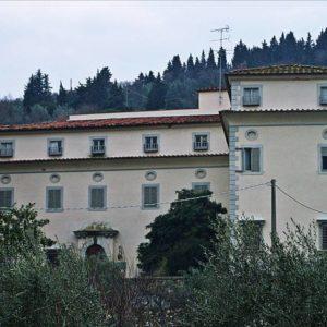 Villa Filicaia and Farm house