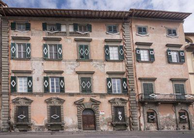 [Sold] Palazzo Battaglia e Casa Cecconi – Pisa