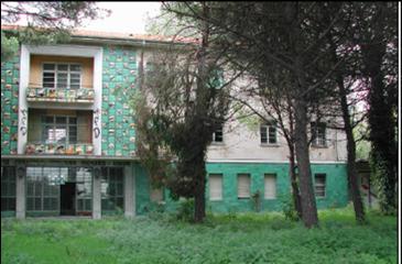 Former Laveno Colony – Pietrasanta