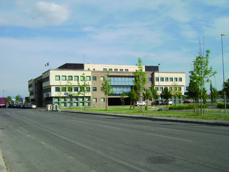 Prato - Logistic park
