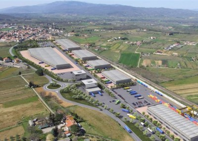 Arezzo – Logistic park