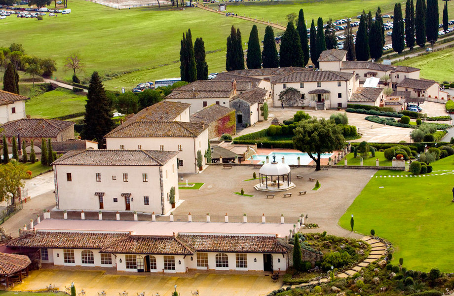 Hilton Curio to debut in Tuscany