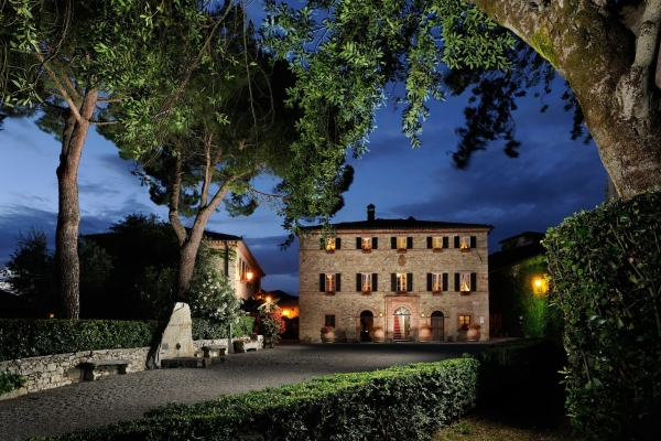 Allianz new investment in Borgo San Felice (Chianti, Tuscany)
