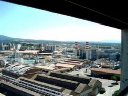 """<span class=""""entry-title-primary"""">New energy efficiency project at Solvay's Rosignano plant</span> <span class=""""entry-subtitle"""">Solvay, Marubeni and Ansaldo Energia co-investing</span>"""