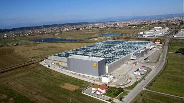 """<span class=""""entry-title-primary"""">New Conad logistics hub in Central Italy</span> <span class=""""entry-subtitle"""">new investment</span>"""