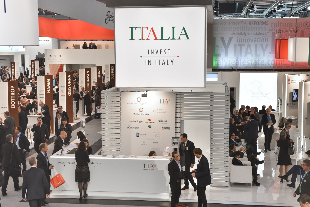 Invest in Tuscany at EXPO REAL, Munich