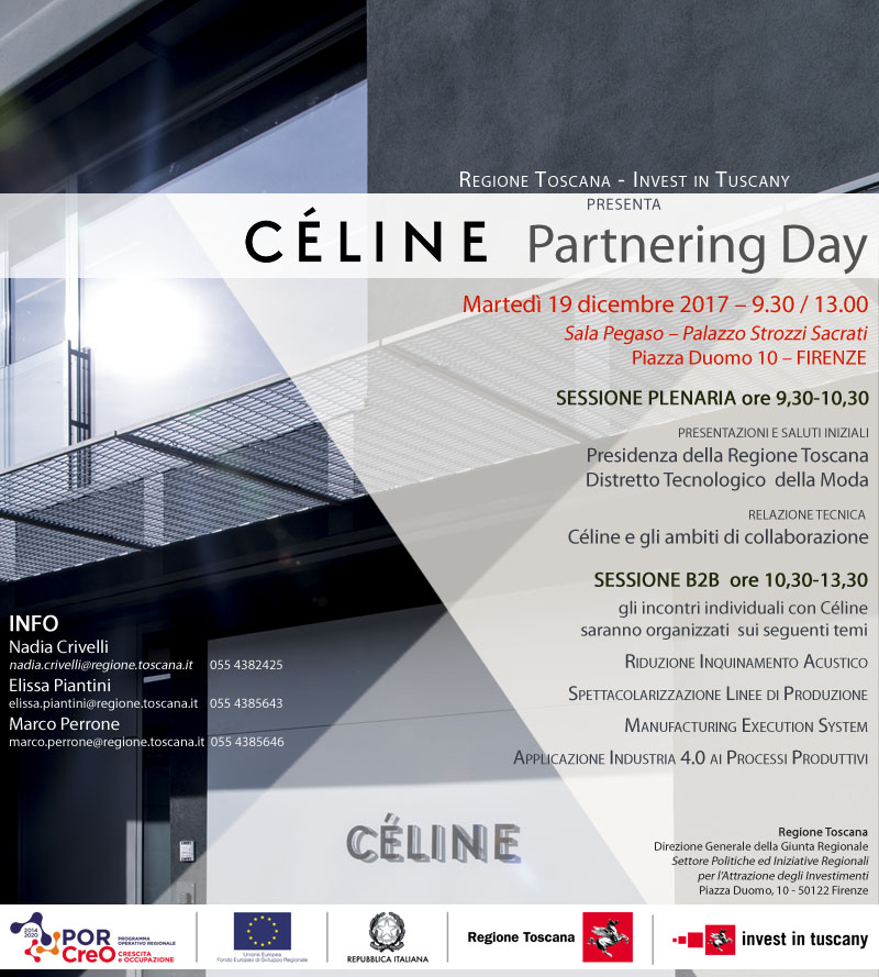 Céline Partnering Day