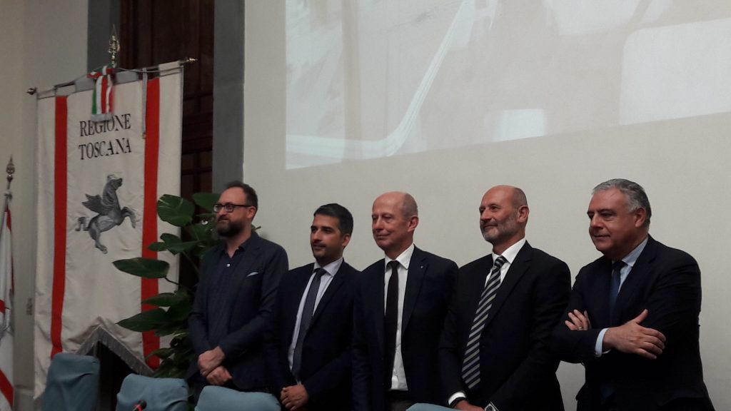 Tuscany Region and Trigano Group signed a memondum of understaning looking at the future of motorhomes