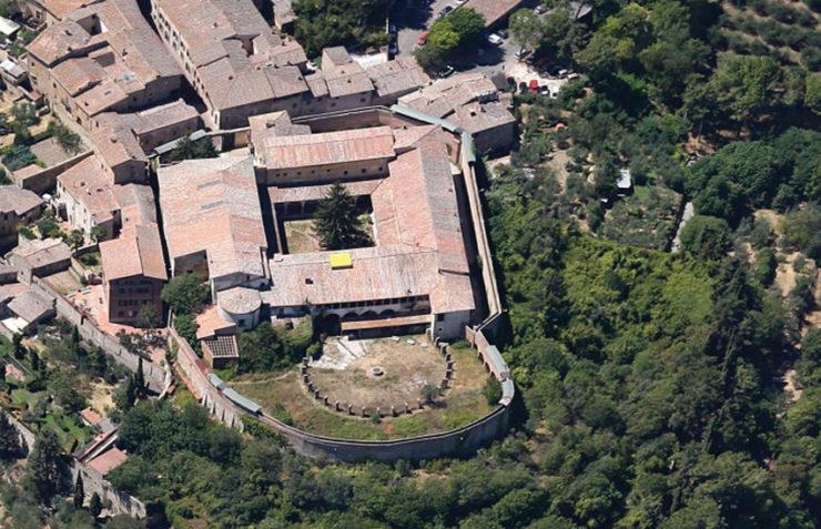 Started the european public tender for the San Domenico property (San Gimignano – Tuscany)